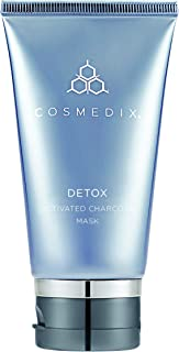 COSMEDIX Detox Activated Charcoal Mask, 2.6 Fl Oz