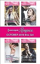 Harlequin Romance October 2018 Box Set: Cinderella's New York ChristmasWedding the Greek BillionaireA Diamond in the SnowChristmas with the Duke