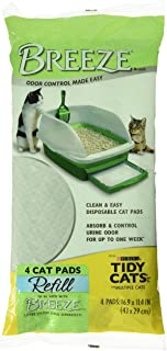 Tidy Cats Breeze Cat Pads 4 / pack