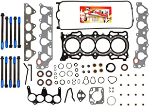 Fits 94-97 Honda Accord EX Acura CL V-TEC SOHC 2.2 F22B1 Head Gasket Set Head Bolts