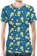 Men/'s Sport Mesh T-Shirt Orange Bird Disney Parks Inspired