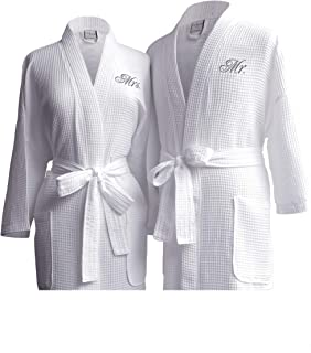 Best mr & mrs bathrobe set Reviews