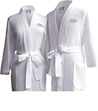 husband and wife robes