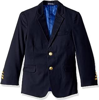 Boys' Brass Button Blazer Jacket
