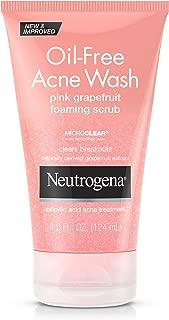 acne wash by Neutrogena