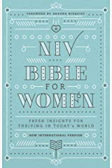 NIV, Bible for Women: Fresh Insights for Thriving in Today's World Kindle Edition
