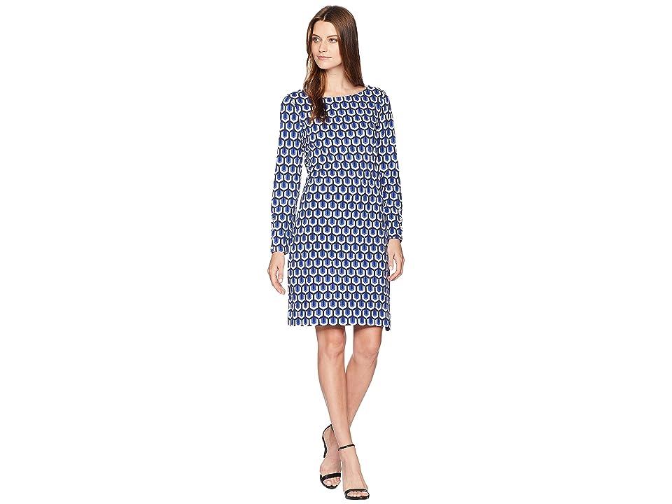 Hatley Zoe Dress (Blue) Women