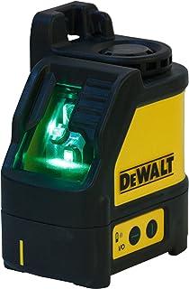 comprar comparacion Dewalt DW088CG-XJ DW088CG-XJ-Láser autonivelante de 2 líneas en cruz VERDES (Horizontal y vertical)