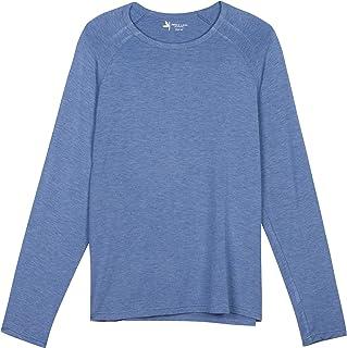 Shedo Lane Mens Sun Protective Long Sleeve T Shirts UPF 50+ SPF UV Protection Clothing
