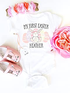 a3bed778c Amazon.com  6 to 9 Months - Bodysuits   Clothing  Handmade Products