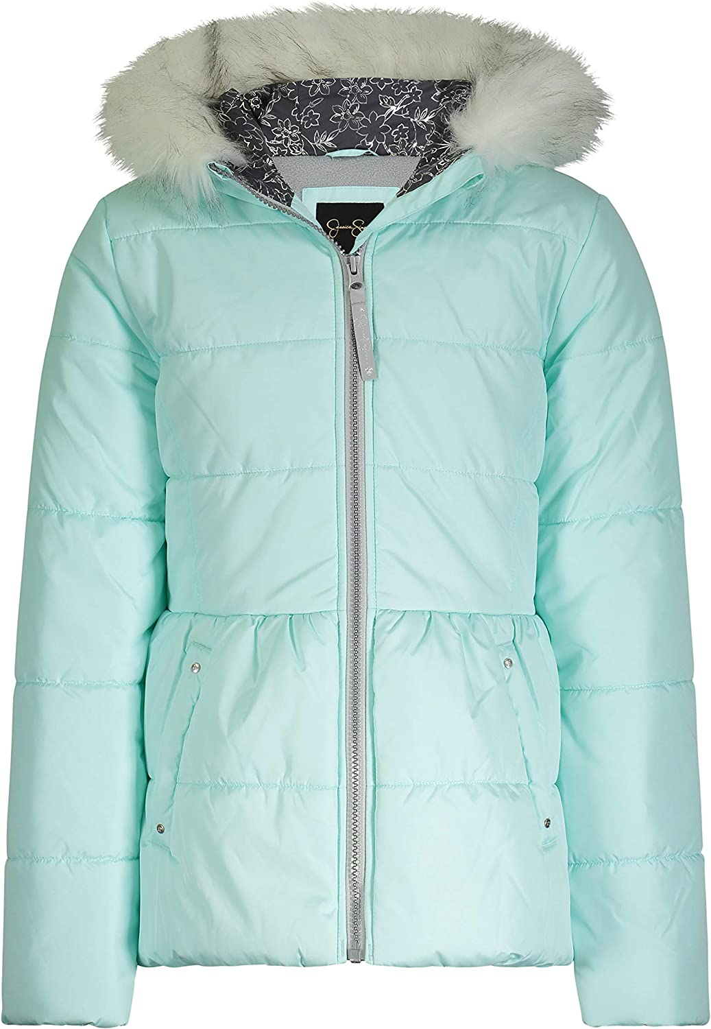 Jessica Credence Simpson Girls' Miami Mall Parka Expedition