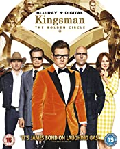 Kingsman: The Golden Circle [Blu-ray]