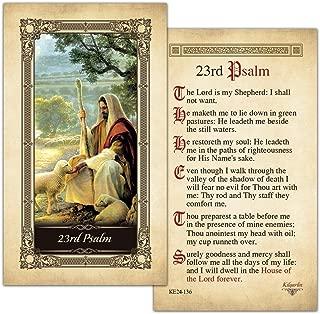 psalm 23 prayer card