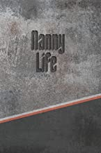 Nanny Life: Weekly Meal Planner Track And Plan Your Meals 52 Week Food Planner / Diary / Log / Journal / Calendar Meal Prep And Planning Grocery List