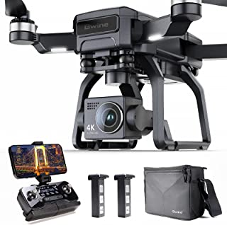 Bwine F7 Drone with Three-axis Gimbal for Adults, 4K Camera Large Aperture, 9842FT 5GHz FPV...