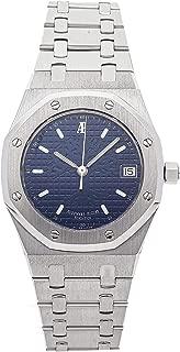 Audemars Piguet Royal Oak Mechanical (Automatic) Blue Dial Mens Watch 15100ST/O/0789ST (Certified Pre-Owned)
