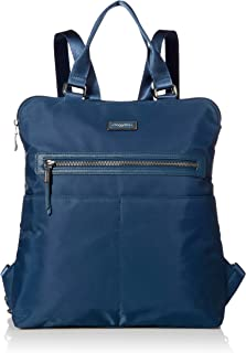 Baggallini Women's Jessica Convertible Tote Backpack, Navy, One Size