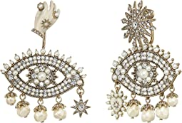 Drama Eye Floater Earrings