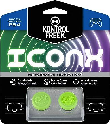 KontrolFreek Icon X Performance Thumbsticks para PlayStation 4 (PS4)