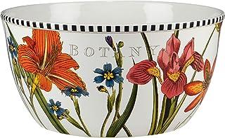 Certified International Botanical Flora 192 oz. Deep Serving Bowl, Multicolor