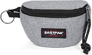 Eastpak Mini Springer Portafoglio, 12 cm, Grigio (Sunday Grey)