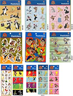 Best looney tunes stickers Reviews