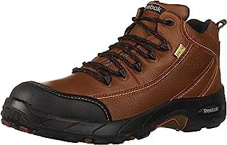 Rb4333 Reebok Internal Metguard Safety Boots - Brown