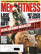 Men's Fitness 2017 Magazine RAGING BULL GUILHERME MARCHI IS THE WORLD'S FITTEST ATHLETE Find Out What's So Bewitching About Designated Survivor Star Italla Ricci