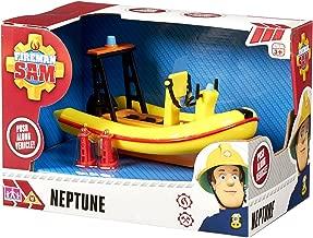 Fireman Sam Sams Boat Neptune Ages 3+