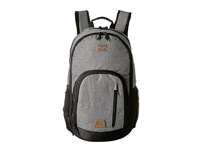 Billabong Command Pack (Grey Heather 1) Backpack Bags