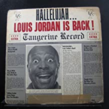 Louis Jordan - Hallelujah. Louis Jordan Is Back! - Lp Vinyl Record