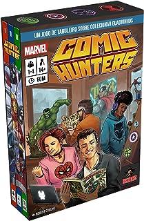 Marvel Comic Hunters Bucaneiros Jogos