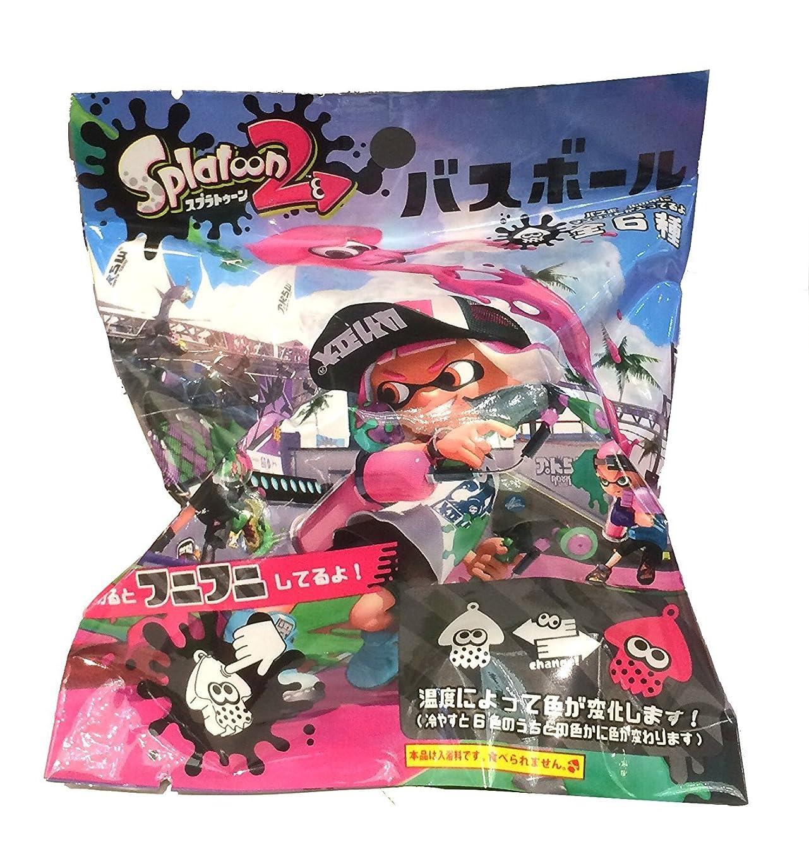 地平線カスケード電卓Splatoon2 バスボール SPT-461 BOX