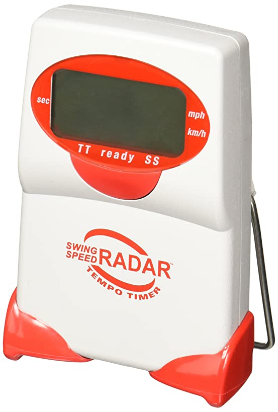 Sports Sensors Swing Speed Radar with Tempo Timer