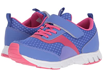 Tsukihoshi Kids Sonic (Little Kid/Big Kid) (Blue Violet/Fuchsia) Girls Shoes
