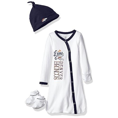 9c3c030cc Outerstuff NFL Unisex-Child Football Love Gown