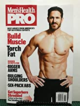 Men's Health Pro Magazine Build Muscle Torch Fat Bigger Arms Abs 2019