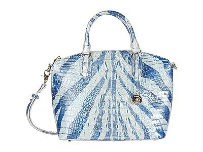 Brahmin Melbourne Duxbury Satchel (Dazzle) Satchel Handbags