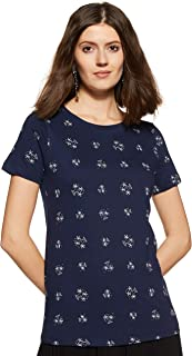 Honey by Pantaloons Women's Regular fit T-Shirt