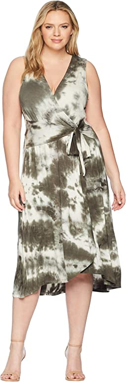 Plus Size Rowan Wrap Dress