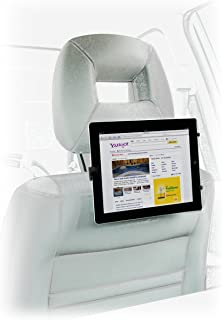 Kit Universal Tablet Car Headrest Mount for 7-10 Inch Tablets Compatible with iPad 2/3/4/Air/Mini, Google Nexus 7/10, Sams...