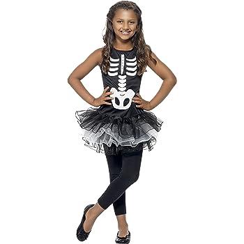 Nueva Amscan – adolescentes Halloween Miedo to the Hueso Niña ...