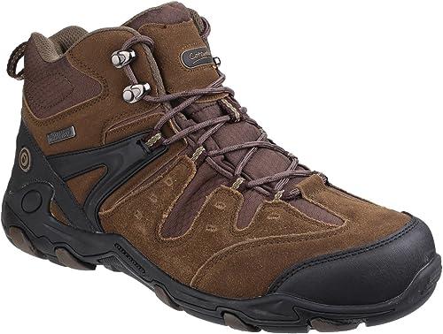 Cotswold Mens Coberley Waterproof Leather Walking Stiefel