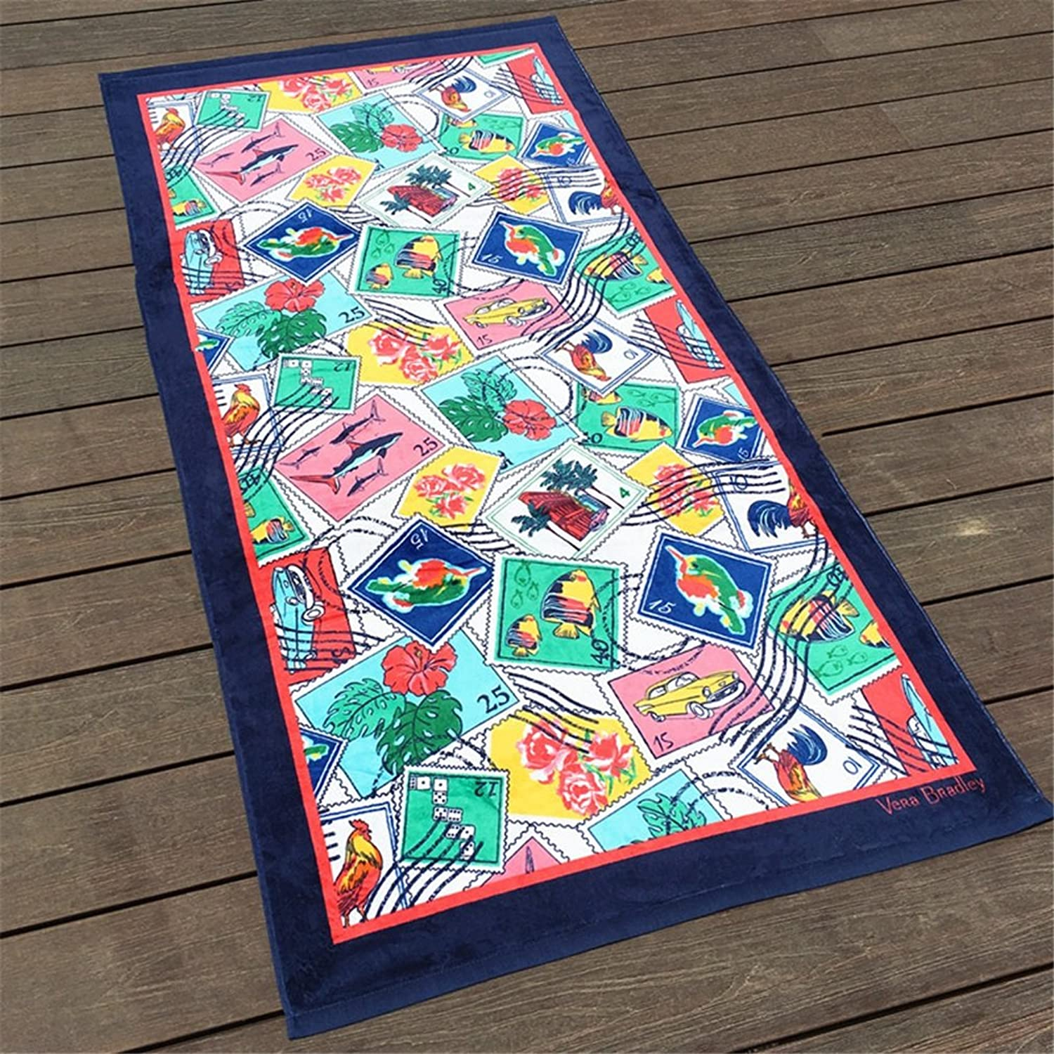 Beach Towels Large Bath Towel 10 Styles Ethnic Style Thick Cotton Adult Beach Towel Pool Massage Sauna Beach Yacht Gym Fitness Kitchen Yoga Picnic Blanket Home Decoration ( color   9 )