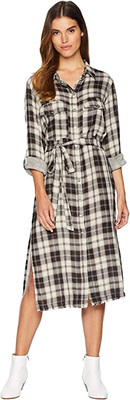 Boyfriend For Life Midi Shirtdress