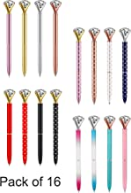 Diamond Pens Cute Ballpoint Pens Diamond Pen Office Supplies Décor Gifts for Women..