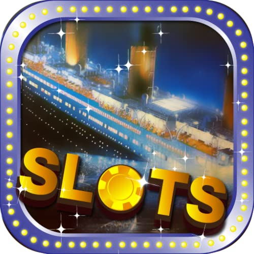 Slots Machine For Sale : Titanic Edition - The Best Video Slots Game Ever Is New For 2015!