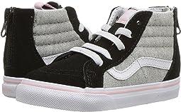 Vans Kids - Sk8-Hi Zip (Toddler)