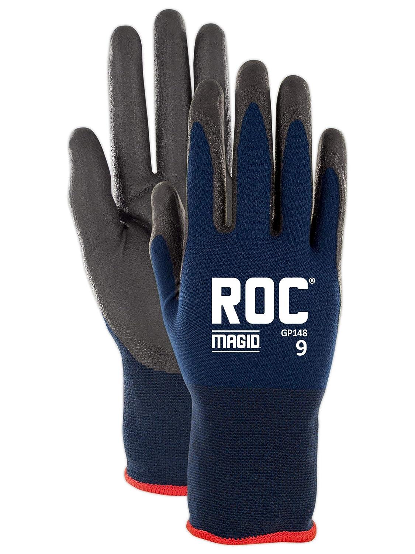 Magid ROC GP148 Lightweight TriTek Palm General Coated Direct stock discount Purpose W Brand new