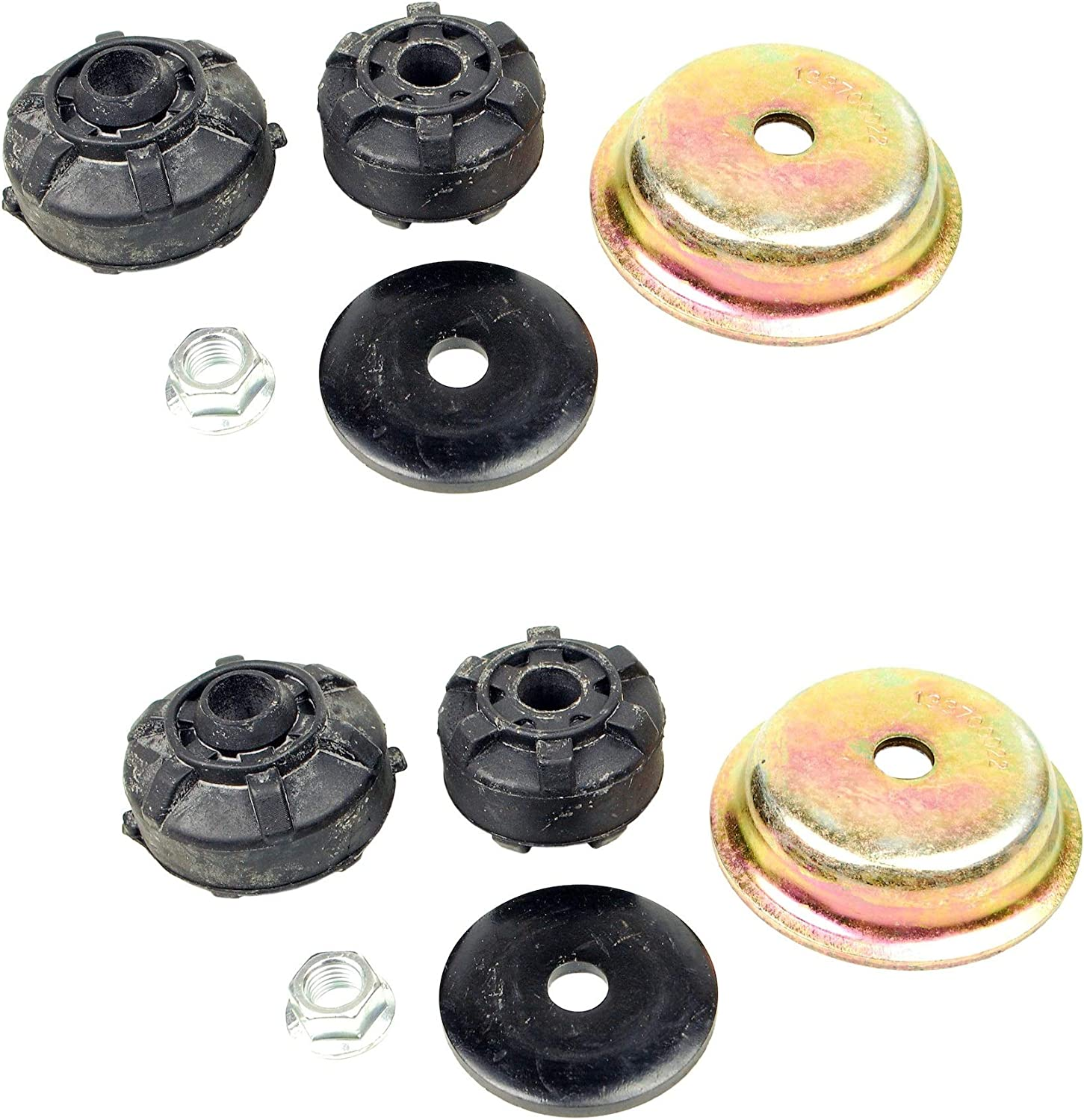 Pair Set of 2 Rear Suspension Mevotech Popular popular Fes Shock For Limited price Ford Mounts
